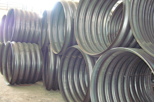 Corrugated Steel Pipe can bear a certain amount of strength and seismic capacity